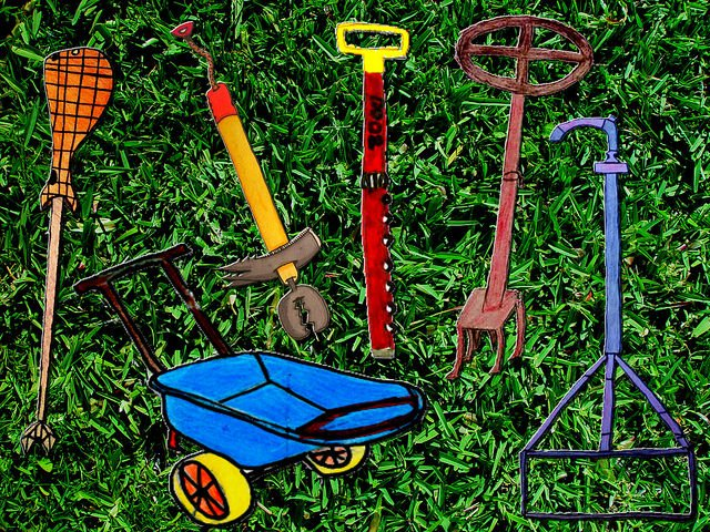 Empathetic Garden Tools- A Design & Engineering Online Installation